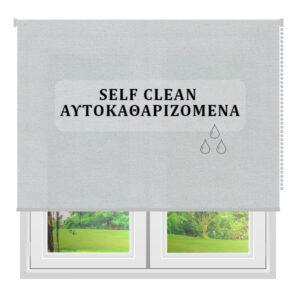 SELF CLEANING - ΑΥΤΟΚΑΘΑΡΙΖΟΜΕΝΑ